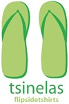 Tsinelas T-shirts - 4 Designs