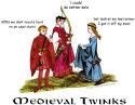 Medieval Twinks