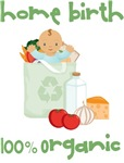 Home Birth 100% Organic - Dark Baby