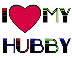 LOVE MY HUBBY