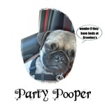 PARTY POOPER PUG