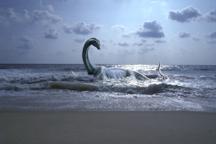 Sea Serpent by Marc Brinkerhoff