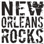 New Orleans Rocks T-Shirts and Gifts