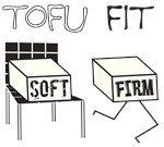 Tofu Fit - Funny Tofu T-Shirts and Gifts