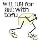 tofu running