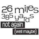 Funny 26.2 Marathon