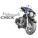 Motorcycle Chick