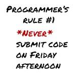 Programmer's rule #1