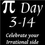 Pi Day, 3/14