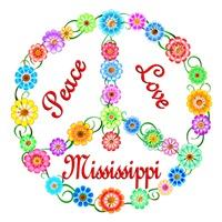 <b>PEACE LOVE MISSISSIPPI</b>