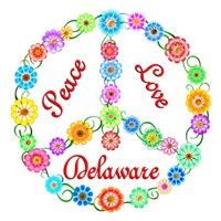 <b>PEACE LOVE DELAWARE</b>