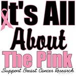 Pink Ribbon Breast Cancer T-Shirts & Gifts