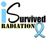 I Survived Radiation Prostate Cancer  T-Shirts