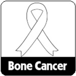 Bone Cancer Awareness Apparel