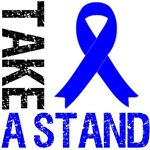 Take A Stand Colon Cancer T-Shirts & Gifts