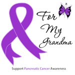 For My Grandma Pancreatic Cancer T-Shirts & Gifts