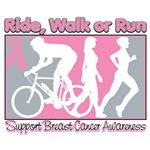 Breast Cancer RideWalkRun