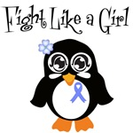 Stomach Cancer Fight Like A Girl Shirts & Gifts