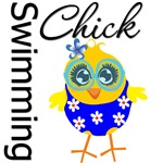 Swimming Chick