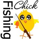 Fishing Chick