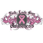 Breast Cancer FaithLoveHope