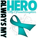 Ovarian Cancer Always My Hero - Granddaughter