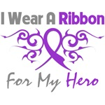 Epilepsy Hero Ribbon