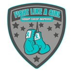 Ovarian Cancer Fight Badge Shirts & Gifts