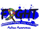 Fight Autism Cause Shirts