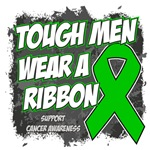 Kidney Cancer Tough Men Wear A Ribbon Shirts