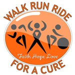 Multiple Sclerosis Walk Run Ride Shirts