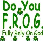 Do you F.R.O.G.