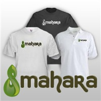 Mahara Plain Logo Products