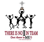 No I in TEAM
