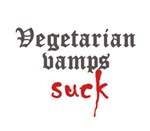 Vegetarian Vamps Suck