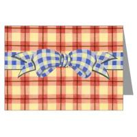 EVERYTHING Gingham Bow and Plaid