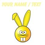 Custom Yellow Bunny
