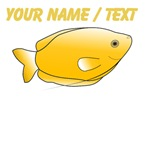 Custom Yellow Fish