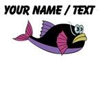 Custom Cartoon Fish
