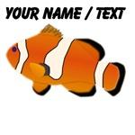 Custom Clown Fish