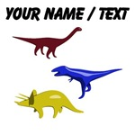 Custom Dinosaurs