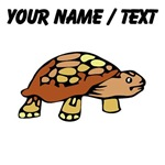 Custom Brown Turtle