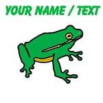 Custom Green Frog
