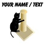 Custom Cat Scratch