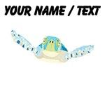 Custom Sea Turtle