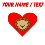 Custom Lion Heart