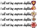 No More Daylilies
