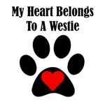 My Heart Belongs To A Westie