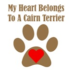 My Heart Belongs To A Cairn Terrier