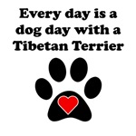 Tibetan Terrier Dog Day